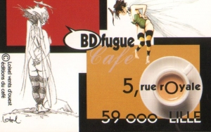 BD FUGUE CAFE