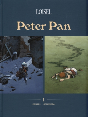 PETER PAN 1 ( LONDRES ET OPIKANOBA )