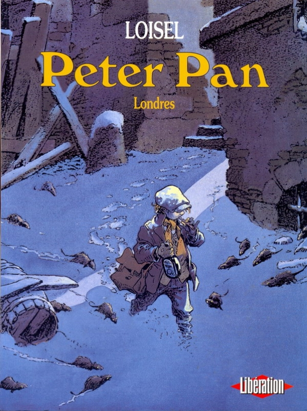 PETER PAN 1 LONDRES