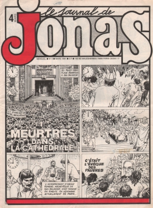 LE JOURNAL DE JONAS N°4