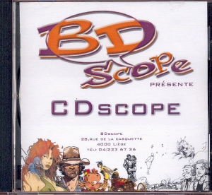 CD BD SCOPE