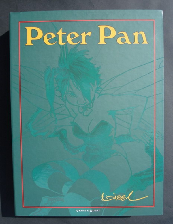 PETER PAN COFFRET