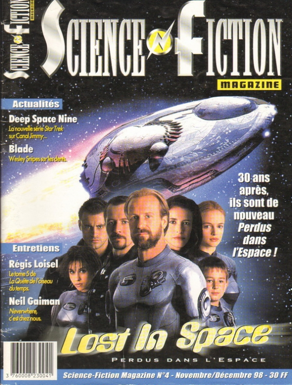 SCIENCE-FICTION MAGAZINE N° 4