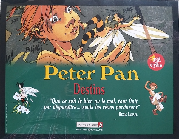 PLV PETER PAN 6 DESTINS