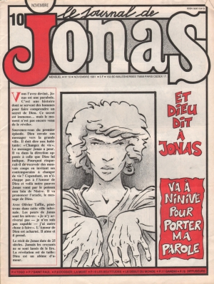 LE JOURNAL DE JONAS N°10