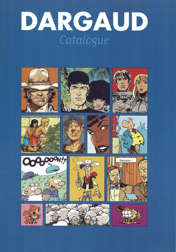 DARGAUD CATOLOGUE (1999)