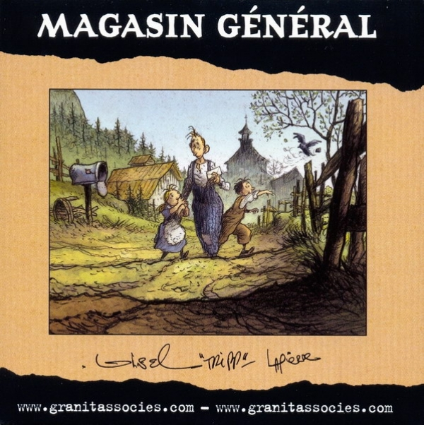 MAGASIN GENERAL