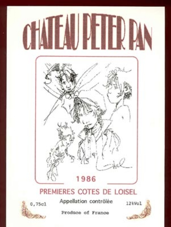 CHATEAU PETER PAN 1986
