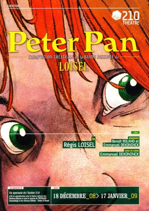 PIECE PETER PAN