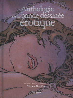 ANTHOLOGIE DE LA BANDE DESSINEE EROTIQUE