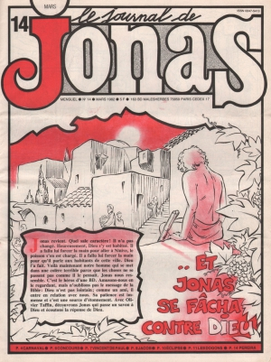 LE JOURNAL DE JONAS N°14