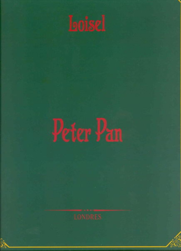 PETER PAN 1 LONDRES COFFRET
