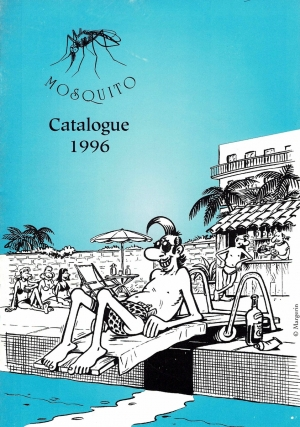 MOSQUITO CATALOGUE 1996