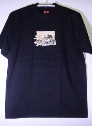 TEE SHIRT CLOCHETTE 2
